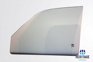 Front Left Door Glass-Front Driver Side-Fits 97-03 Mitsubishi MONTERO SPORT 4D 3