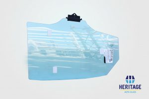 Rear Right Door Glass -Back Passenger Side- Fits 12-17 Hyundai Azera 4Door Sedan 3