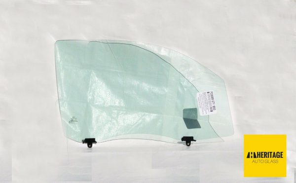 Front Right Door Glass -Front Passenger Side- Fits 2016 Toyota Tacoma Ext-Cab 1