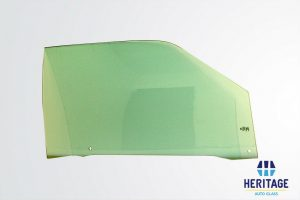 Right Door Glass-Front Passenger Side-Fits 93-95 MERCEDES 300CE/320CE/E320 Coupe 3
