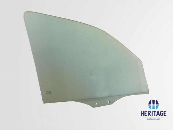 Front Right Door Glass-Front Passenger Side-Fits 2005 Mazda Tribute 1