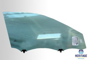 Front Right Door Glass-Front Passenger Side-Fits 15 TOYOTA CAMRY/Hybrid 4D Sedan 3