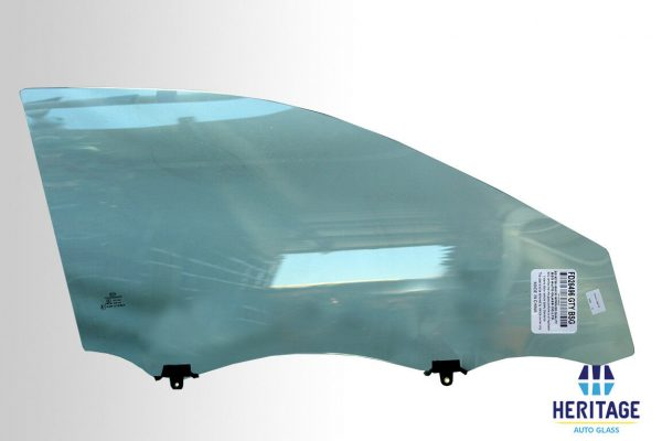 Front Right Door Glass-Front Passenger Side-Fits 15 TOYOTA CAMRY/Hybrid 4D Sedan 1