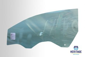 Front Left Door Glass-Front Driver Side-Fits 2014-2015 Kia Forte Koup 2D Coupe 3