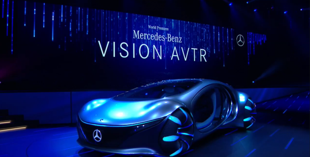 CES 2020 a Vision of Automotive Industry 1